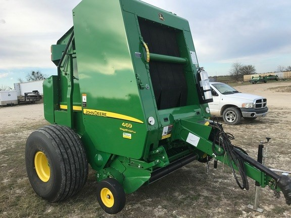 2016 John Deere 469 Baler-Round For Sale