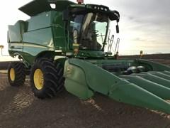 Header-Corn For Sale:  2014 John Deere 606C