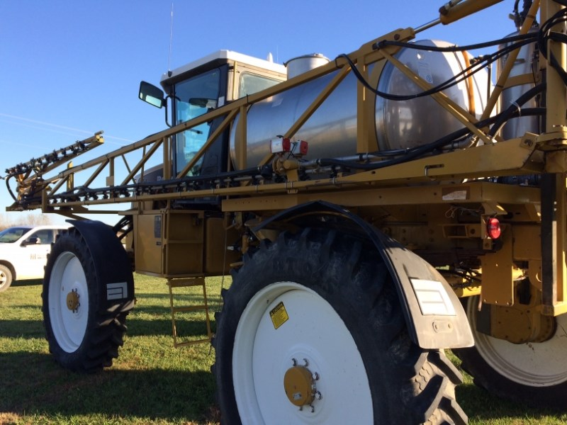 2002 RoGator 854 Sprayer-Self Propelled For Sale