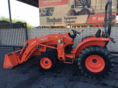Tractor For Sale:  2015 Kubota L3301HST