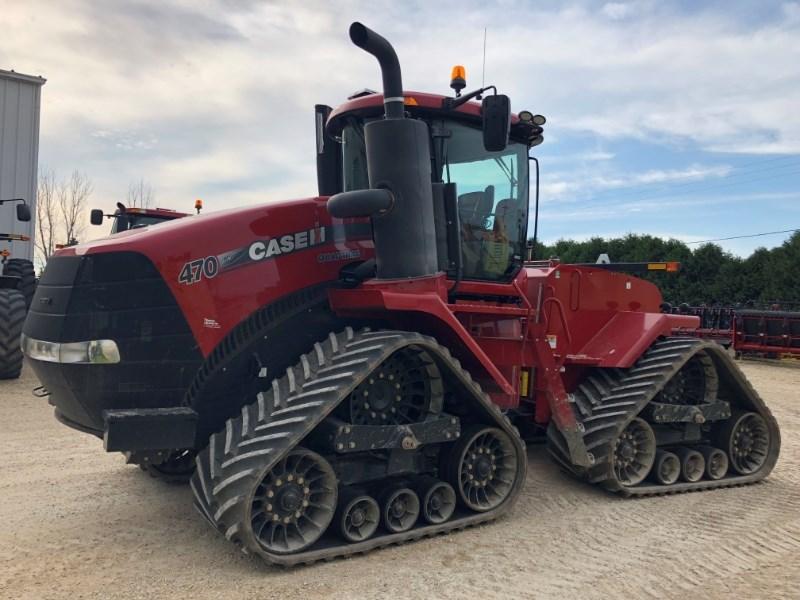 2017 Case IH Steiger 470  Tractor For Sale