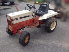 Riding Mower For Sale:  1981 Gravely 812