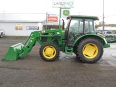 Tractor For Sale 2016 John Deere 5075E , 75 HP