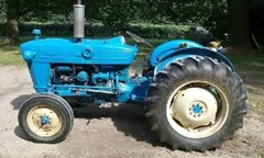 Tractor For Sale 1969 Ford 3000 , 47 HP