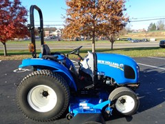 Tractor For Sale 2017 New Holland Boomer 37 , 37 HP
