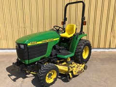 Tractor - Compact For Sale 2001 John Deere 4200 , 26 HP