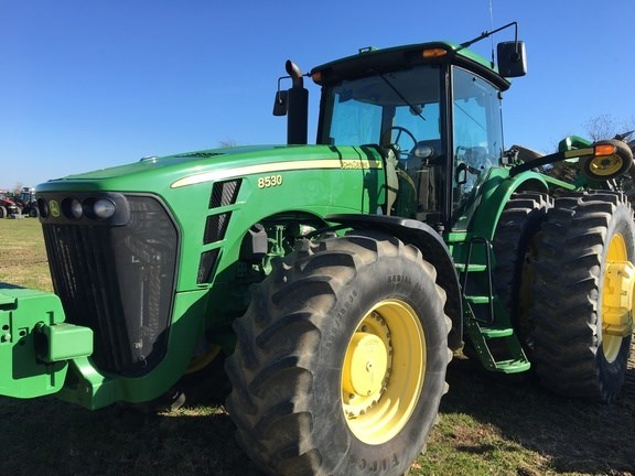 2007 John Deere 8530 Tractor For Sale