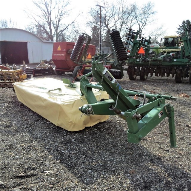 2008 Krone EC280CV Mower Conditioner For Sale