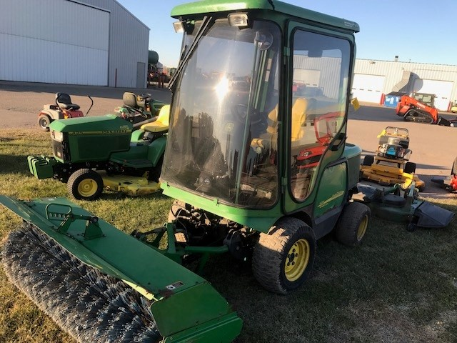 2003 John Deere 1435 II Riding Mower For Sale