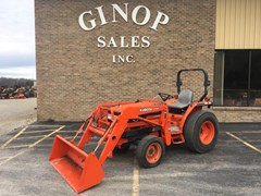 Tractor For Sale:  2001 Kubota L3010HST