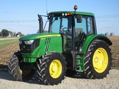 Tractor For Sale 2014 John Deere 6125M , 125 HP
