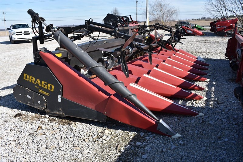 2010 Drago 830 Header-Row Crop For Sale