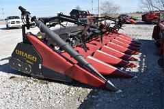Header-Row Crop For Sale 2010 Drago 830