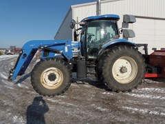 Tractor For Sale 2006 New Holland TS135A , 115 HP