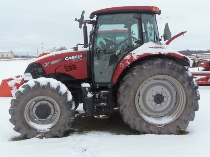 2014 Case IH 115U Tractor For Sale
