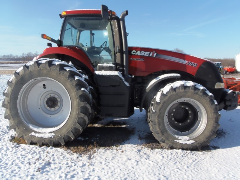 2013 Case IH 260 Magnum Tractor For Sale