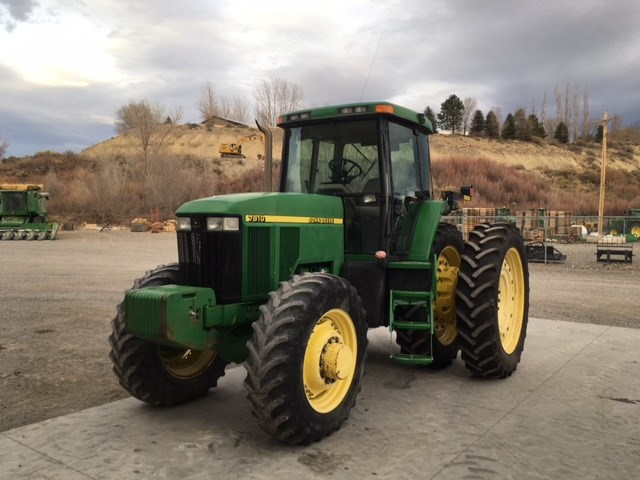 2000 John Deere 7810 Tractor For Sale