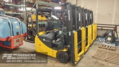 Lift Truck/Fork Lift-Electric For Sale 2017 Komatsu FB18MU-12