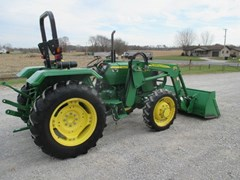 Tractor For Sale:  2009 John Deere 5045E , 45 HP