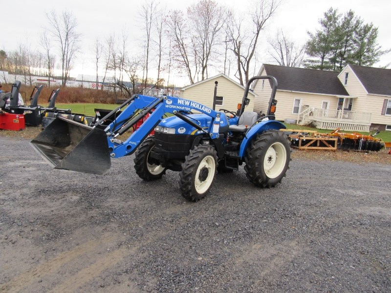 2014 New Holland WM45 Tractor For Sale