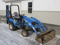 Tractor For Sale:  2007 New Holland TZ22DA , 22 HP