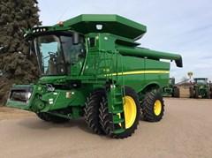 Combine For Sale 2014 John Deere S670