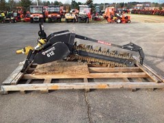 Trencher For Sale:  2017 Bradco 612