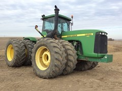 Tractor For Sale 1999 John Deere 9400 , 425 HP