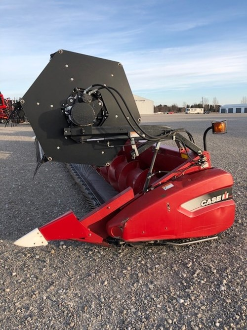 Header-Draper/Flex For Sale:  2007 Case IH 2020