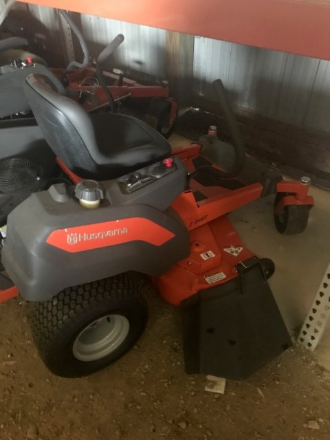 2017 Husqvarna Z248F Riding Mower For Sale