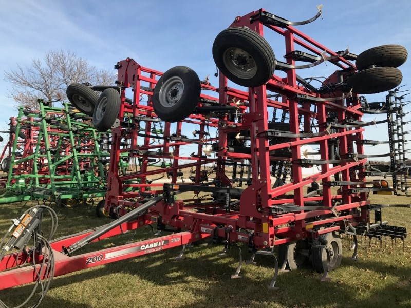2010 Case IH TM200 Field Cultivator For Sale