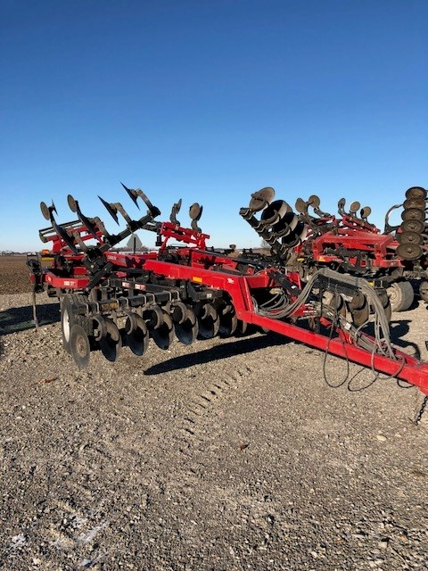 2012 Case IH 870 Disk Ripper For Sale
