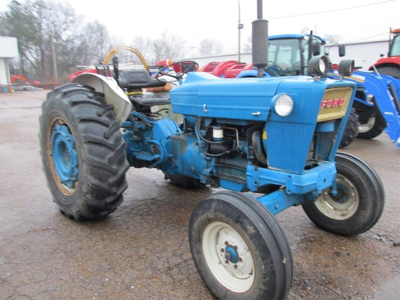 1972 Ford 4000 Tractor For Sale