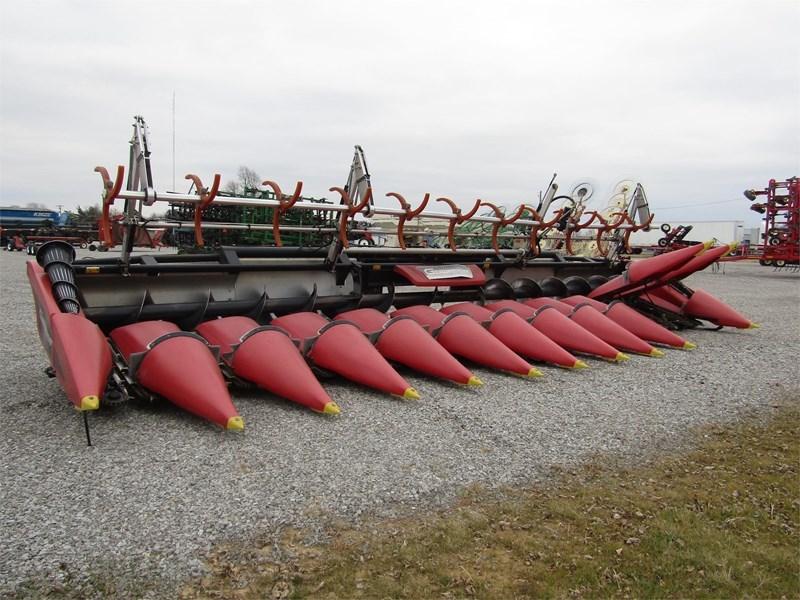 2012 Geringhoff NORTHSTAR 1230 Header-Row Crop For Sale