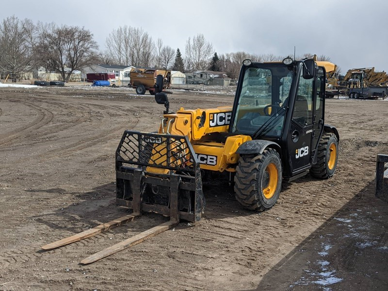 2018 JCB 525-60 Forklift For Sale