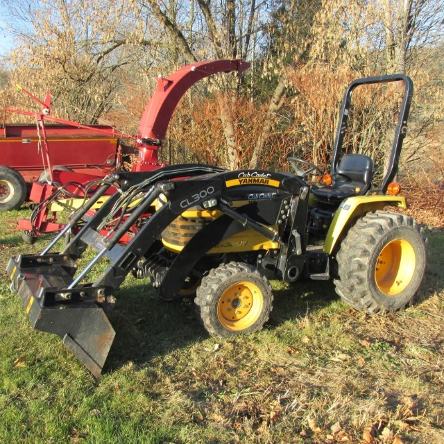 Cub Cadet Yanmar Ex3200 Tractor - Compact For Sale