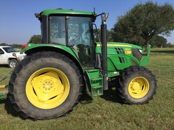 2013 John Deere 6115M Tractor For Sale