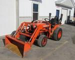 Tractor For Sale: 2005 Kubota B2410, 24 HP