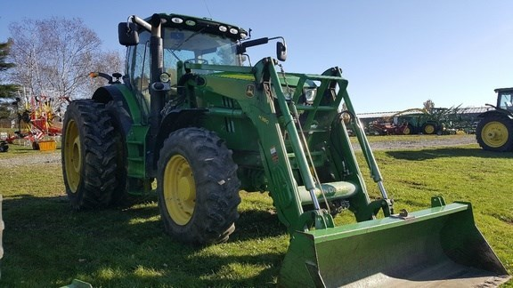 2014 John Deere 6170R Tractor For Sale