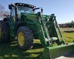 Tractor For Sale: 2014 John Deere 6170R