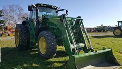 Tractor For Sale:  2014 John Deere 6170R , 170 HP
