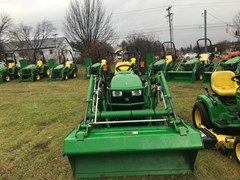 Tractor For Sale:  2016 John Deere 1025R