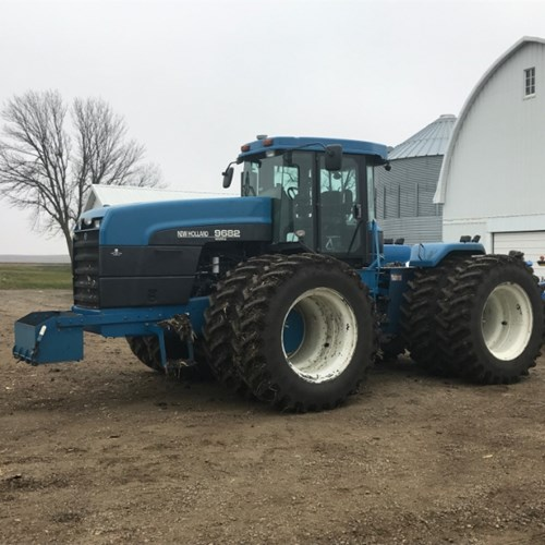 Tractor For Sale:  1997 New Holland 9682