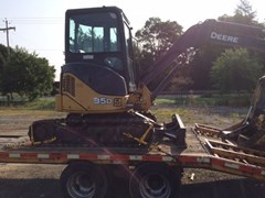 Excavator-Mini For Sale 2008 John Deere 35D
