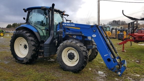 2013 New Holland t6 1.75 Tractor For Sale