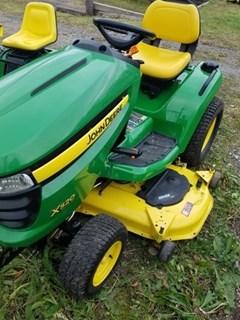 Riding Mower For Sale 2009 John Deere X520 , 26 HP