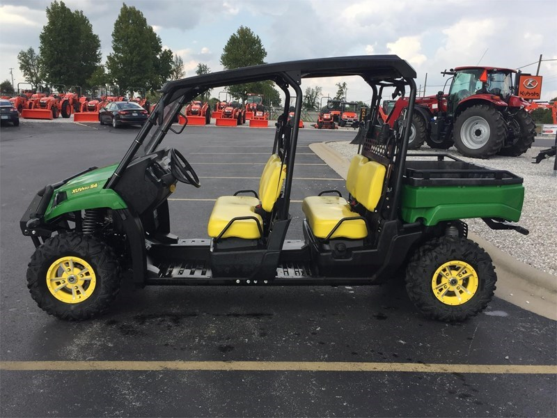 2012 John Deere GATOR XUV 550 S4 Utility Vehicle For Sale