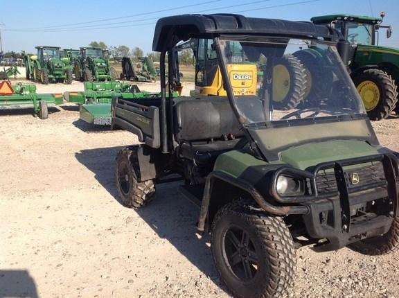 2012 John Deere XUV 855D Utility Vehicle For Sale