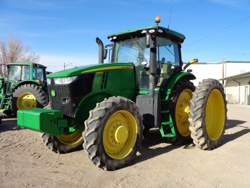 2012 John Deere 7230R Tractor For Sale