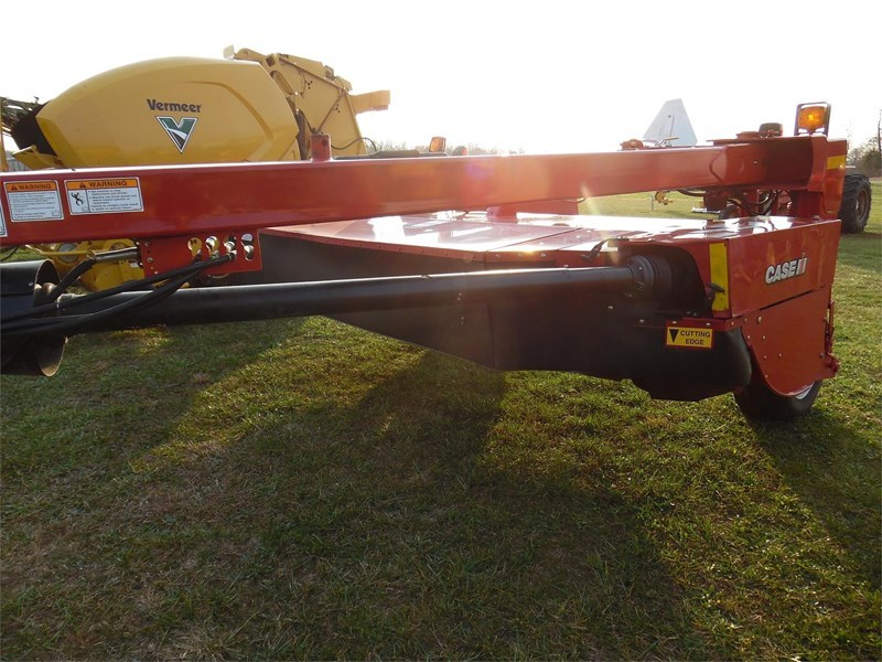 2012 Case IH DC102 Mower Conditioner For Sale